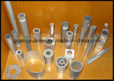 6063 T5 Aluminum Extruded Anodized Piping/Tubing