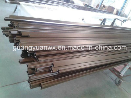 Powder Coatd Paint Aluminium Tube/Pipes 6061 T6