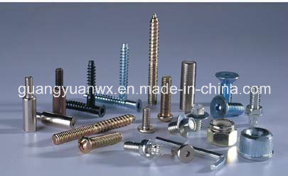 Plated Zinc or Nickle Screw Bolts Shafts Studs Bolts