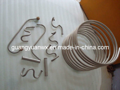 1060 1100 Aluminum Extruded Tube for Refrigerator