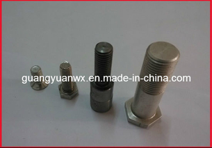 Zinc Plated Carbon Steel Stud Bolts & Nuts