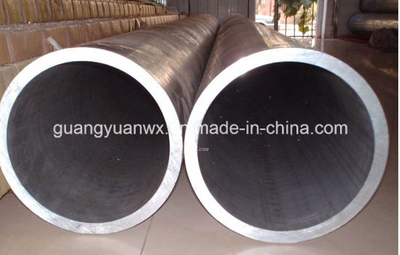 6000 Series Aluminum Pipes 150-250mm Diameter for Irrigation Piping