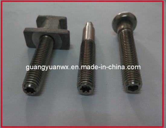 ASTM A193 B7 Stud Bolts / Nuts with A194 2h Heavy Hex Nut