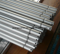 Anodized Aluminum Round Tube/Pipe 6061 T5 T6 for Decoration