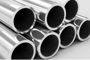 White Hollow Drawn Aluminum Tubes