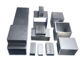Intake Hollow Aluminum Tube Profiles