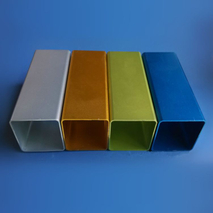 Rectangular Frame Aluminum Tube Profiles