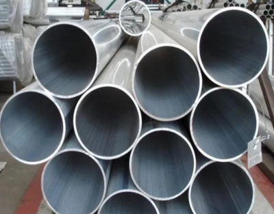 D Shaped Metric Aluminum Seamless Pipe for Coolant