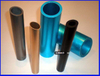 drawn d shaped astm b210 aluminum tube