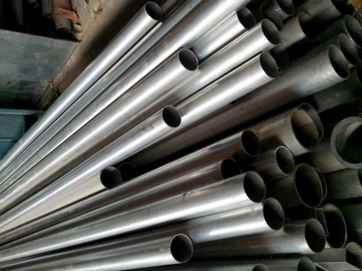 Oval Rolled Cold Drawn Aluminium Tube