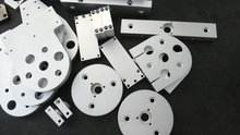 Curved Pre-bent Light Aluminum Machining Parts