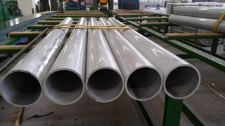 Telescoping Flaring Structural Cold Drawn Aluminum Tube