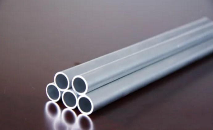 Perforated Seamless Hollow Aluminum Extrusion Tube